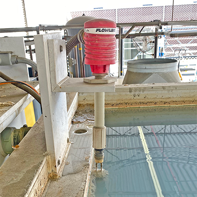 Reliable Coating or Scaling Sump Level Control