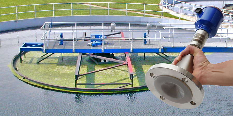 Fluoride Water Treatment Liquid Level Sensor
