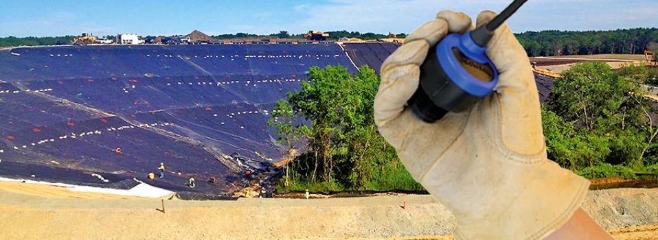 Superfund Chemical Feed Liquid Level Sensor