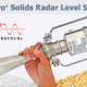Your Best Solids Radar Level Sensors Are Here
