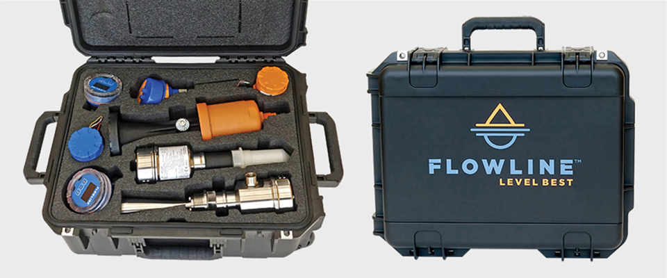 New Level Sensor Sample Case Available Now