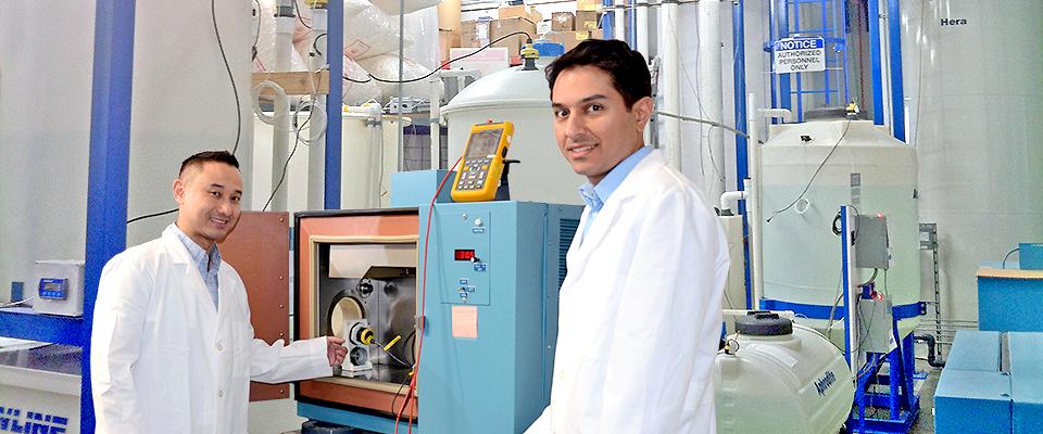 New Level Sensor Tank Lab for Reliability Testing