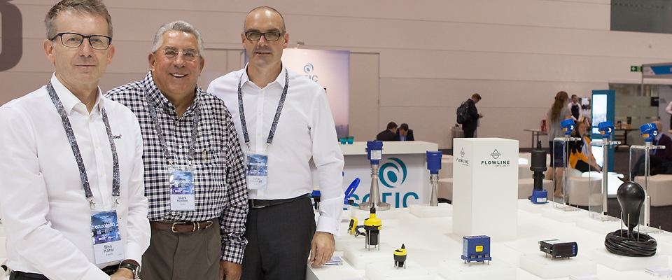Ozwater Exhibition with Fusion in Melbourne Australia