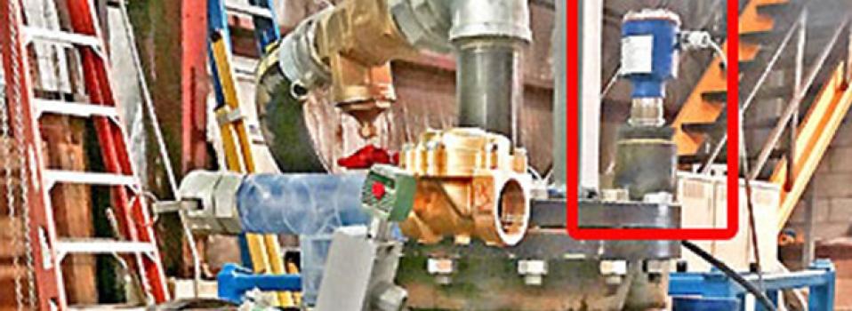 Remediation Tank Liquid Level Sensor