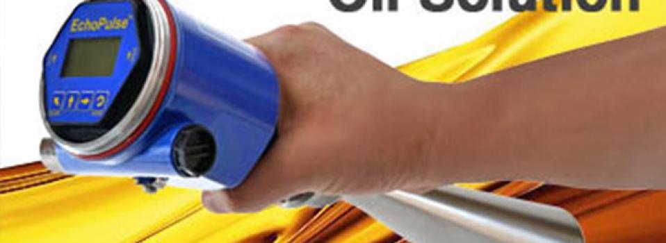 Lubricant Bulk Storage Liquid Level Sensor