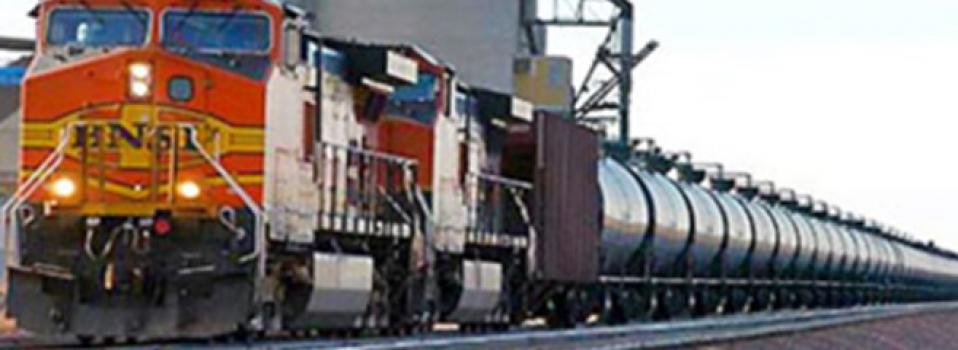 Locomotive Lube Oil Liquid Level Measurement