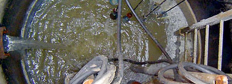Industrial Waste Sump Liquid Level Sensor