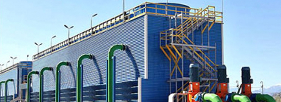 Cooling Tower Water Liquid Level Measurement