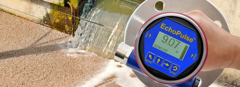 Foaming Wastewater Liquid Level Measurement