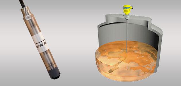 DeltaSpan<sup>™</sup> LD31 Submersible Pressure Level Transmitter