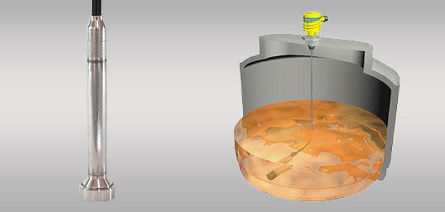 DeltaSpan<sup>™</sup> LD35 Submersible Pressure Level Transmitter