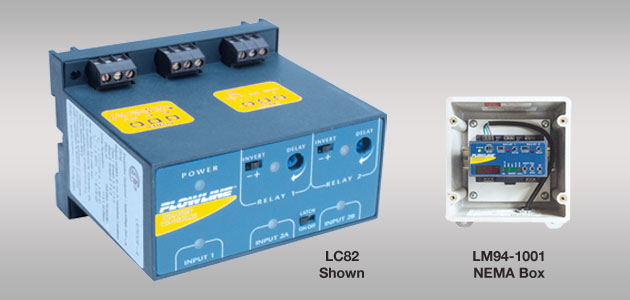 Thermo-Flo<sup>™</sup> LC8X Remote Flow Controller
