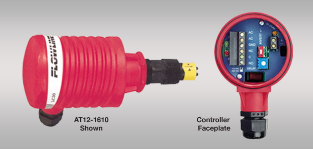 Thermo-Flo<sup>™</sup> AX1X with Compact Flow Controller