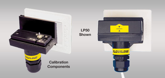 Switch-Tek<sup>™</sup> LP50 Non-Intrusive Capacitance Level Switch